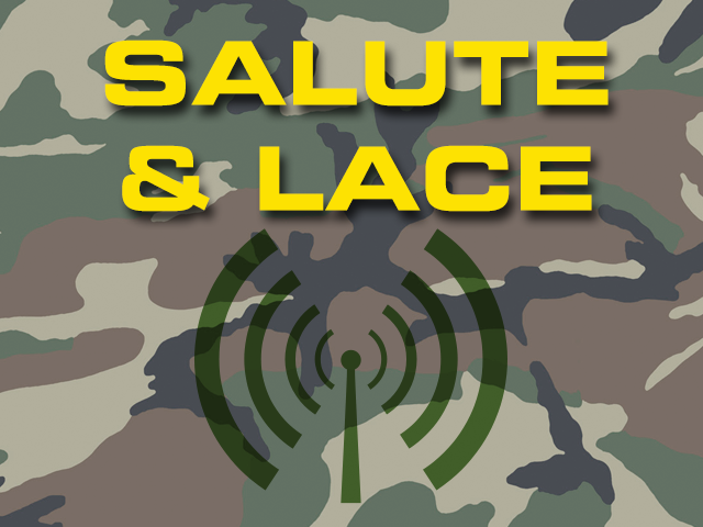 SALUTE & LACE Reports